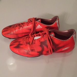 Adidas F10 Soccer Cleats